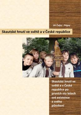 Skautské hnutí ve světě a v České republice