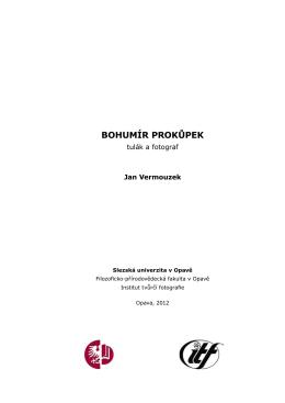 Bohumír ProkůPek - Institut tvůrčí fotografie