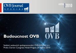 Setkání vedoucích spolupracovníků OVB Allfinanz