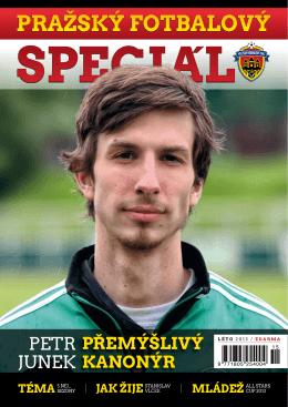 Petr JuNek - Pražský fotbalový svaz