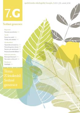 Časopis 7. generace č. 06/2011