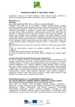 Příloha TZ - OHK Liberec
