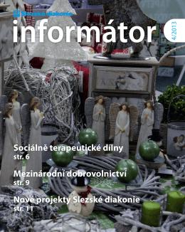 Informátor 4/2013 - Slezská diakonie