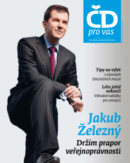 8/2013 - ČD pro vás