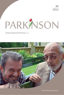 č. 40 - Společnost Parkinson, os