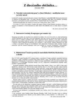 Červenec 2012 - farnost Milonice