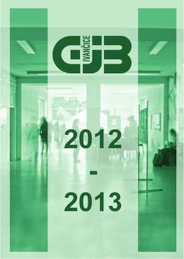 38 2012 2013 - Gymnázium Jana Blahoslava