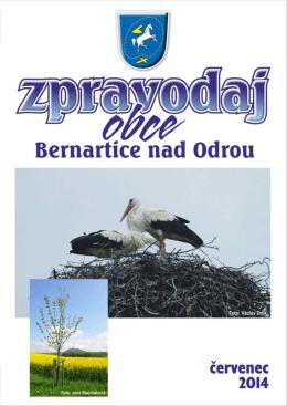 PDF, 3,88 MB - Bernartice nad Odrou