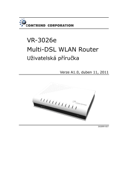 Comtrend VR