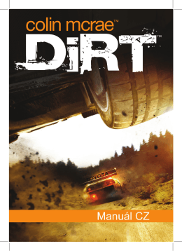 Colin Mcrae Rally Dirt CZ.pdf