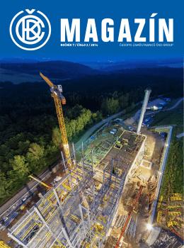 ČKD Magazín 2 - 2014