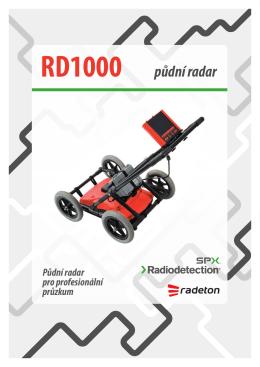 Prospekt RD1000