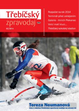 Třebíčský zpravodaj, únor 2014 - Koordinační centrum práce na