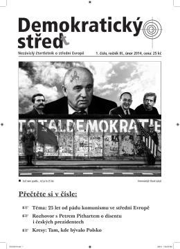 1/2014 - Demokratický střed