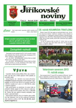 Jiříkovské noviny Jiříkovské noviny