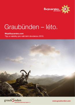 Letní brožura ke stažení ve formátu PDF