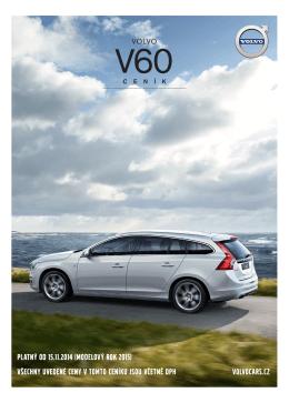 Ceníku - Volvo