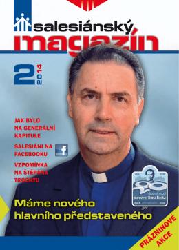 Salesiánského magazínu č. 2/2014