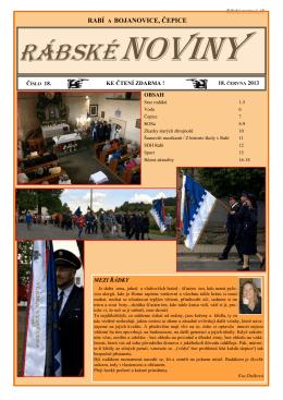 Rábské noviny č. 18