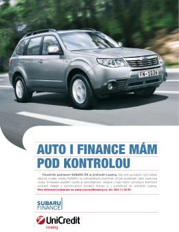 Subaru Supercars