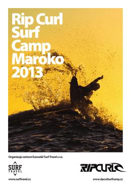 Organizuje cestovní kancelář Surf Travel s.r.o. www.surftravel.cz