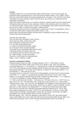 Úvodem Almanach vydaný k 60. výročí založení