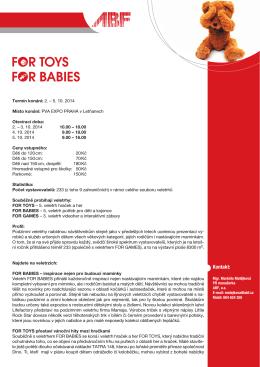 Kontakt: - For Toys