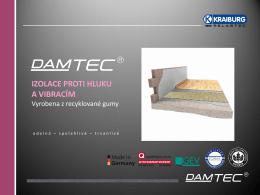 Damtec Inovace - Domafit Fitness