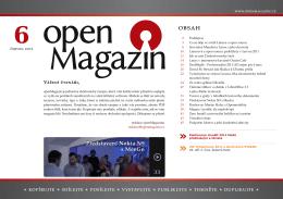 openMagazin 6/2011 v PDF