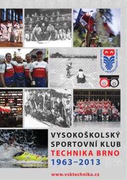 ročenka-2013 - VSK TECHNIKA BRNO