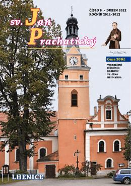 sv. Jan Prachatický lhenice