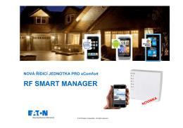 Smart Home prezentace 2