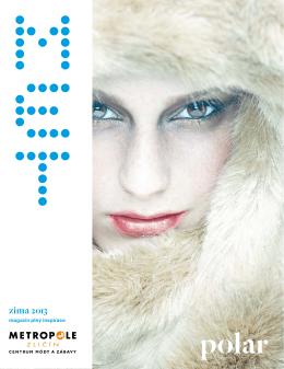 Stáhnout magazín MET 2013/4 jako PDF