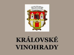 Kralovske Vinohrady