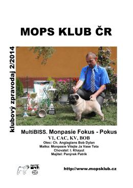 2/2014 - Mops klub ČR