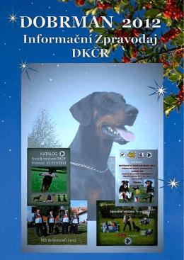 dobrman 2012 - Dobrman Club ČR