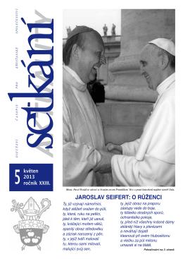Setkání 05/2013 - Biskupství českobudějovické