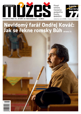 Nevidomý farář Ondřej Kováč: Jak se řekne romsky Bůh