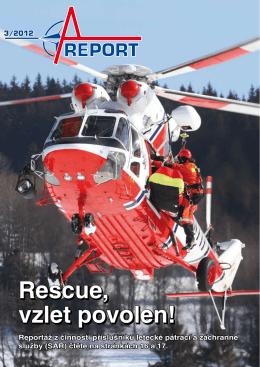 Rescue, vzlet povolen! - Péče o válečné veterány a bývalé vojáky