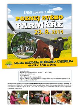 farmáře - Ma-Ma mlékárna