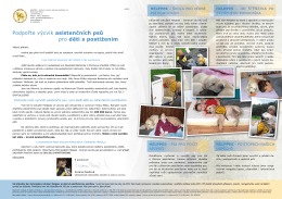 Podpořte výcvik asistenčních psů pro děti s postižením - fr