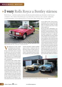 Oldtimer_04_2014_RR_B - Svatební Rolls Royce