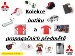 Mitsubishi butik ve formátu PDF
