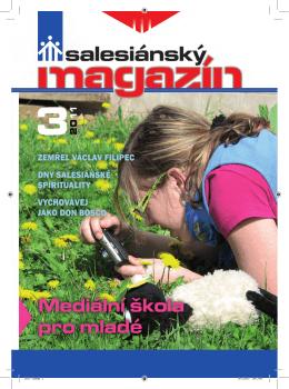 Salesiánský magazín 3/2011