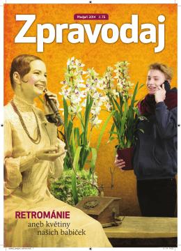 Předjaří 2014 - Zahradnictví Chládek