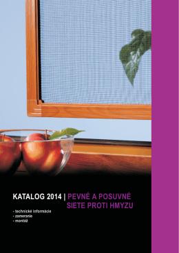 Katalog pevné a posuvné sítě KASKO.cdr