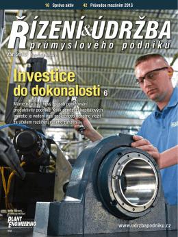 Řízení a údržba průmyslového podniku