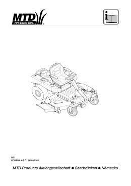 Navod Cub Cadet Z Force S 48.pdf Stáhnout