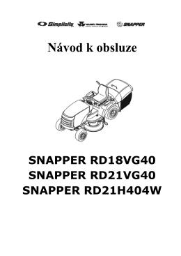 Návod Snapper RD18-21VG40.pdf