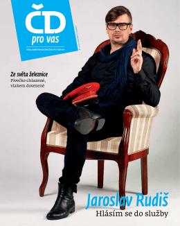 7/2014 - České dráhy, as